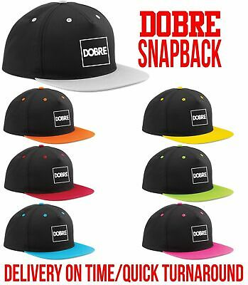 Marcus Lucas Dobre Brothers Snapback, Gamer School And College Headwear Cap
