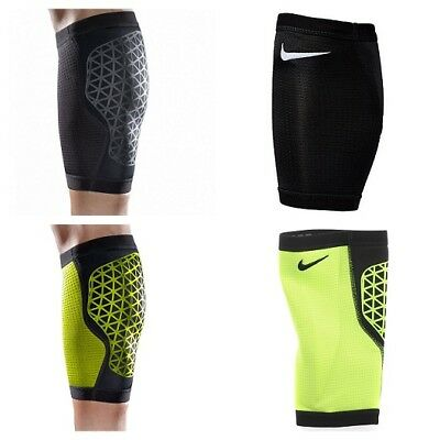 2ae83e1135 Nike Pro Combat Hyperstrong Calf Support Sleeve Knee Compression Sleeves