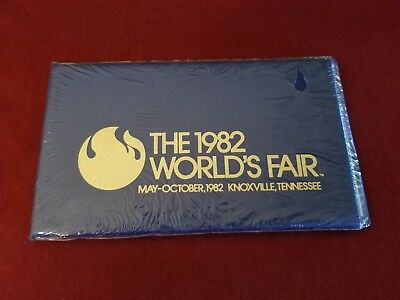 1982 KNOXVILLE WORLDS FAIR HISTORIC 1st DAY COVER & 4 STAMPS 1st DAY ISSUE stp02