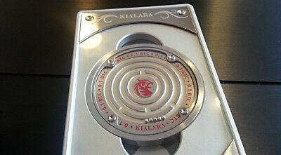 Unfunded Kialara Labyrinth Mint Condition Bit coin Cold Storage #544