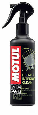 Spray M2 Helmet Interior Clean Pulitore Disinfettante Interno Casco 250 Ml