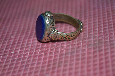 EXTREMELY Ancient VIKING SILVER RING museum quality ARTIFACT Magnificent RING