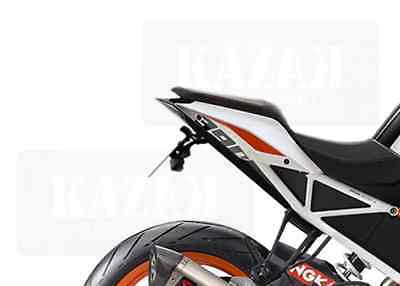 KTM Duke 390 Fender eliminator kit, Tail tidy, Arrow turn signals included