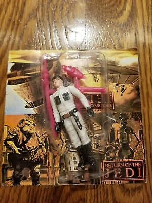 Vintage Star Wars Bespin Luke Action Figure Mexican Bootleg MOC 90s ROTJ
