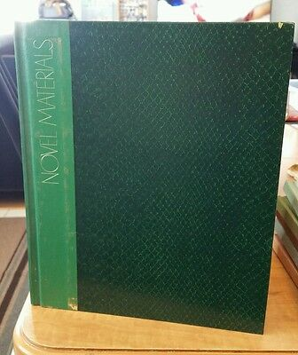 Vintage The Art of Sewing Hardcover Book Time Life Novel Materials