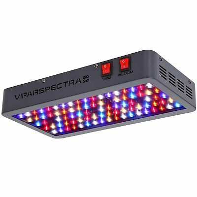 Reflector-Series 450W LED Grow Light Full Spectrum for Indoor Plants Veg and Flo