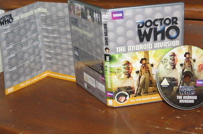 Doctor Who - The Android Invasion (Special Edition) Dr Who  UNSEALED/BRAND NEW +