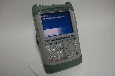 Rohde&Schwarz Spectrum Analyzer FSH4-04/K40 9 KHz-3.6 GHz