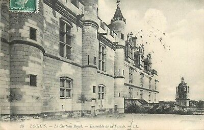 loches le chateau royal