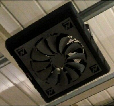 ^ Reventon HC-3S Industrial Destratification Fan DESTRAT Air Wate Heater   53:22