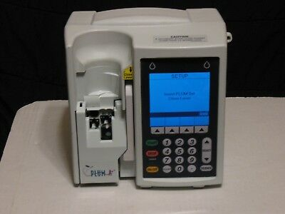 Hospira Plum A+ IV Fluid Infusion Pump Single Chamber Used In Class Room Unit 2