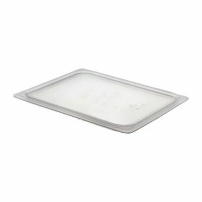 Cambro Gastronorm Pan 1/2 Soft Seal Lid Clear Polycarbonate