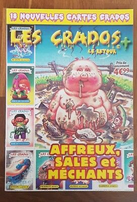 Magazine LES CRADOS +