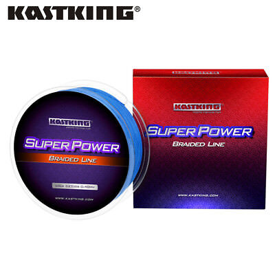 KastKing SuperPower Braided Fishing Line 137-1000M 8LB-150LB Various Color