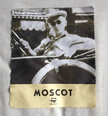 Moscot Glasses Cloth/Spectacles Cloth - New