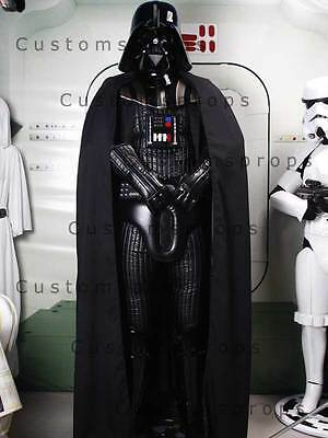 Star Wars Prop Darth Vader Cape and Robe DELUXE - Tailored