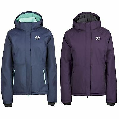 Dublin Trinity Ladies Jacket Waterproof Outdoor Blouson Winter Country Riding
