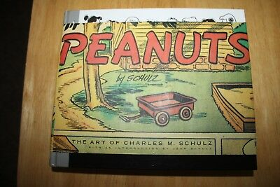 Peanuts   The Art Of Charles M. Schulz    By Schultz