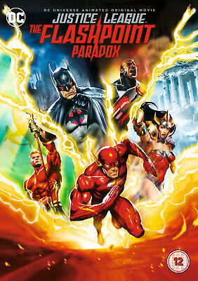 DCU: Justice League: The Flashpoint Paradox [2017] (DVD)