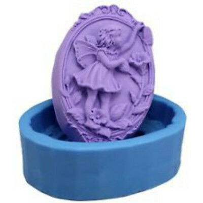 3 Flower Fairy Silicone Moulds Pack No 1