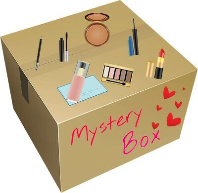 mistery box make up e make up bio
