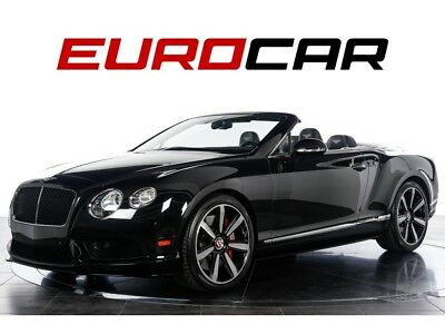 Continental GT V8 S Convertible (Mulliner Spec.) 2015 Bentley Continental GT V8 S Convertible - OVER 40 BENTLEYS IN INVENTORY