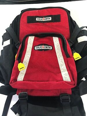 True North Firefly Wildland Pack, Red Backpack -