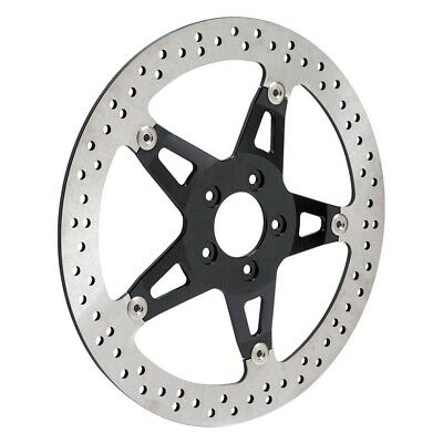 "Arlen Ness - 02-960 - 14"" Left Side Big Brake Floating Rotor Kit"