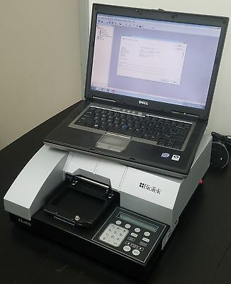 BioTek ELx800 Filter Based Absorbance Microplate Reader + Gen5 IVD + Warranty