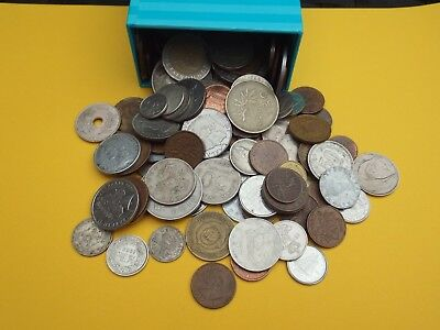 Mixture of world coins 500 gm - Free Postage