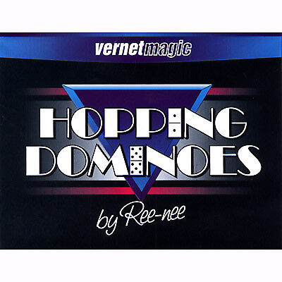 Hopping Dominoes By Vernet and Ree-Nee- Trick