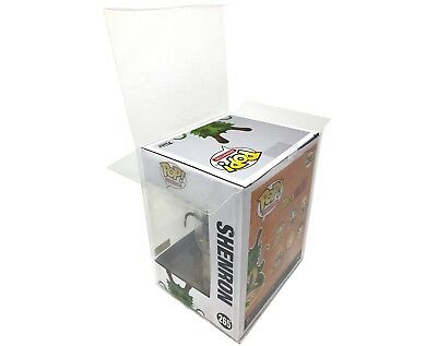 "Funko Pop! Protectors For 6""- Acid-Free, Crystal Clear, Heavy Duty"