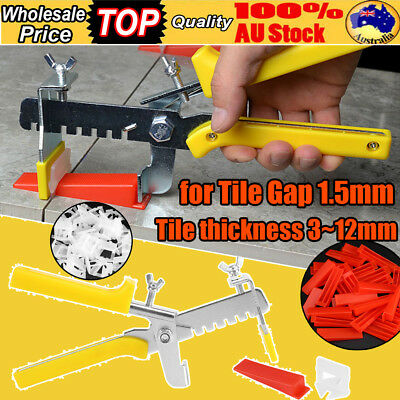 701/801 Pliers+ 500/600X Clips+200x Wedges Tile Leveling System Leveling Spacer