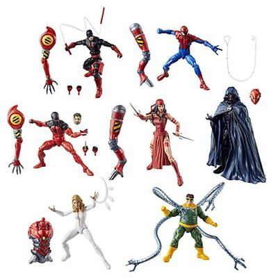 Amazing Spider-Man Marvel Legends Series Action Figures Wave 10 (Buy 1 or More)