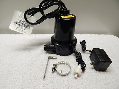 Little Giant Submersible Water Fountain, Low Voltage, Model #ESP15, W0912