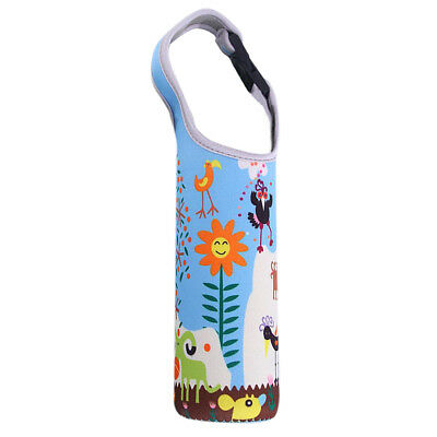 Baoblaze Waterproof Water Bottle Carrier Holder Neoprene Insulated Cover #4