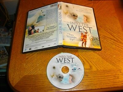 Into the West (DVD, 2012, Canadian)