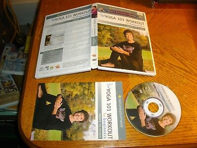 lilias yoga 101 workout for beginners props to poses daily routines dvd