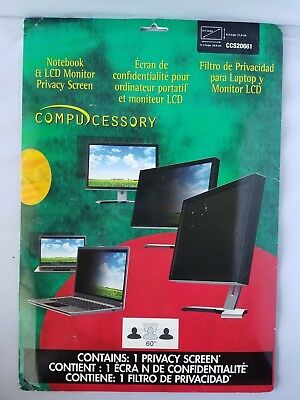 Compucessory Display Privacy 14.1 Zoll Notebook LCD Computer Monitor CCS20661