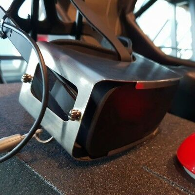Protective anti-theft case for Oculus Rift