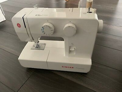 SINGER PROMISE 40 Sewing Machine Inc Pedal Manual Cover Gorgeous Singer Sewing Machine 1409 Manual