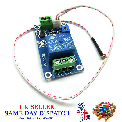DC 5V Bright Detection Sensor Module Light Control Switch Photoresistor
