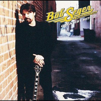 "BOB SEGER & THE SILVER BULLET BAND  ""Greatest Hits 2""  NEW  (CD, 2003) - SEALED"