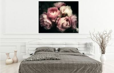 Beautiful COLORFUL FLORAL SCENERY-Canvas collection Home decor wall print art