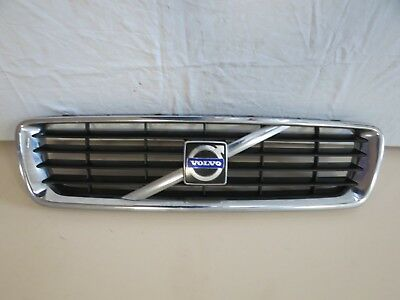 ✅ 07 08 09 10 11 Volvo C30 Front UPPER Radiator Bumper Grille Grill Chrome OEM