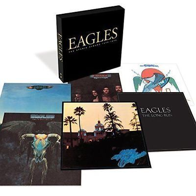 """Eagles """"The Studio Albums 1972-1979"""" 6xCD Box Set Collection"""