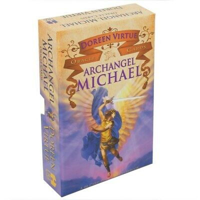 Archangel Michael Oracle Angel Cards by Doreen Virtue