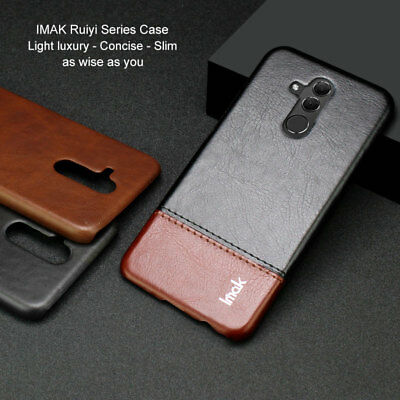 IMAK For Huawei Mate 20 Lite Luxury Cover Shockproof Business Leather Back Case