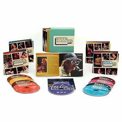 "Various Artists ""Rock & and Romance Collection"" 9 CD Box Set Music"