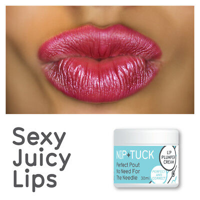 Nip & Tuck Perfect Pout No Need For The Needle Extreme Lip Plumper Cream